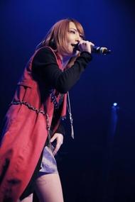 藍井エイル、念願のニューヨーク初ライブ「楽しい時間をありがとう!」