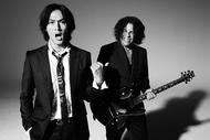 """稲葉浩志とスティーヴィー・サラスによる""""INABA / SALAS""""がLINE LIVEに初出演"""
