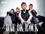 ONE OK ROCK、AWAにて81曲が配信スタート!