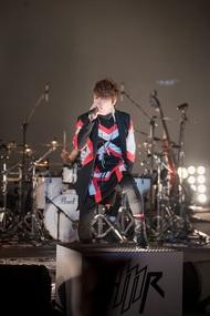 T.M.Revolution、2度目となる台湾単独ライブで現地ファンと大暴れ!