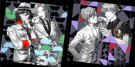 今度の組み合わせは嶺二&カミュ、蘭丸&藍!「うたプリ」先輩アイドルソングが連続リリース