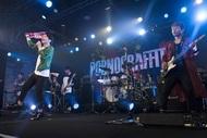 ポルノグラフィティ、台湾での初ワンマンにてファン2,000人が歓喜の渦に!