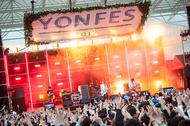 04 Limited Sazabys主催『YON FES 2017』、昨年を超える熱狂の渦に