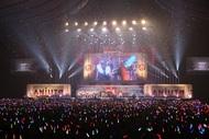 """ANiUTaのサービス開始を記念した""""アニソンまみれ""""のSPイベント「あにゅパ!!」に9,000人が大熱狂!"""