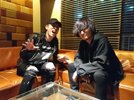 薫(DIR EN GREY)、オフィシャルブログマガジンにて葉月(lynch.)との対談前編を公開
