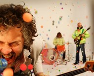 フレーミング・リップスが<METAMORPHOSE 2011>に出演
