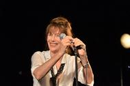 震災復興支援公演を開催したジェーン・バーキン(C)SHOICHI KAJINO 震災復興支援公演を開催したジェーン・バーキン(C)SHOICHI KAJINO