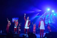 トリを務めた三代目 J Soul Brothers from EXILE TRIBE  (c)テレビ朝日ドリームフェスティバル2015 トリを務めた三代目 J Soul Brothers from EXILE TRIBE  (c)テレビ朝日ドリームフェスティバル2015