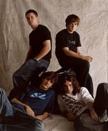 野外ライブイベント『JOIN ALIVE』に出演するイギリスの4人組ロックバンド・THE MUSIC