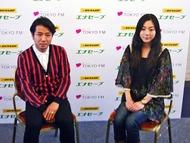 『アース&ヒューマンコンシャスライブ2011』に出演する藤井フミヤと植村花菜