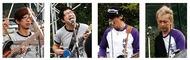 故郷のために再結集した福島県人バンド「猪苗代湖ズ」