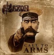 5月に海外リリース予定のサクソンの19thアルバム『CALL TO ARMS』