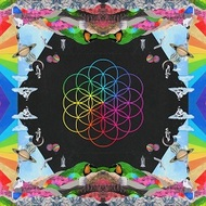 Coldplay『A Head Full Of Dreams』ジャケット画像