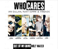 Whocaresのチャリティーシングル「Out of My Mind/Holy Water」