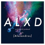 [Alexandros]『AXLD』ジャケット画像