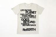 ブンブンサテライツのチャリティーTシャツ(イメージ画像) Listen Japan