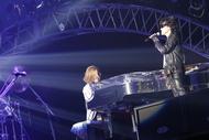 B'z、椎名林檎、X JAPANら出演、テレ朝主催フェスがCSにて一挙6時間放送