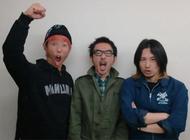 「9.18 ハイスタンダード AIR JAM届け!!!」とTwitterアカウントで同時に投稿したHi-STANDARD Listen Japan