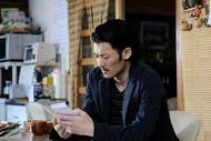 『コミックゼノン』の短編ドラマCM「今ならわかる」より 主演の淵上泰史 Listen Japan