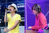 毎年『ap bank fes』で様々なゲストミュージシャンと競演するハウスバンド「Bank Band」 Listen Japan