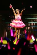 小倉唯ライブ映像の投票企画がスタート(画像は「Honey・Come!!」の模様)