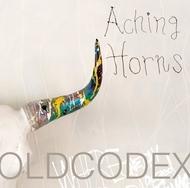 OLDCODEX「Aching Horns」通常盤ジャケット