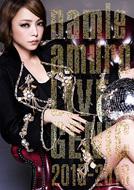 DVD「namie amuro LIVEGENIC 2015-2016」