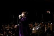 コンサートで新曲リリースをファンに発表した渡辺美里 photo by Daisuke Akita Listen Japan
