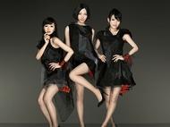 楽曲「ポリリズム」が映画『カーズ2』の挿入歌に決定したPerfume Listen Japan