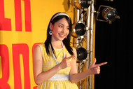 先日行われたタワーレコード渋谷店での吉川友デビューイベントの模様 Listen Japan