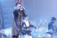水樹奈々が2016年4月に東京ドーム2Days公演の開催を発表(写真は前回の東京ドーム公演より) (C)KING RECORDS 水樹奈々が2016年4月に東京ドーム2Days公演の開催を発表(写真は前回の東京ドーム公演より) (C)KING RECORDS