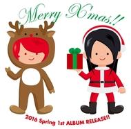 """クリスマスのサプライズニュースとして、""""フェロ☆メン""""初のフルアルバムリリースが決定"""
