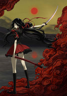 7月から放送がスタートするTVアニメ「BLOOD-C」 (C)2011 Production I.G, CLAMP/ Project BLOOD-C TV 7月から放送がスタートするTVアニメ「BLOOD-C」 (C)2011 Production I.G, CLAMP/ Project BLOOD-C TV