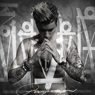 Justin Bieber「Purpose」収録『Purpose』ジャケット画像
