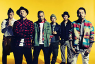 『OGA NAMAHAGE ROCK FESTIVAL』常連となっているミクスチャー・ロックバンド山嵐