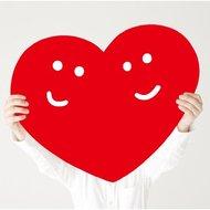 独自レーベル<Buppu Label>初のアルバム『Heart to Heart』ジャケット