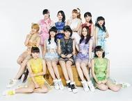 3月9日に4thアルバム『SUPER★CASTLE』をリリースするSUPER☆GiRLS