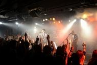 ROCK'A'TRENCHの対バン・イベントの東京公演を開催