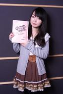 コメントを寄せて頂いた、猫柳愛衣役の伊藤かな恵さん