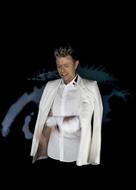 ニューアルバム『★』がオリコン週間アルバムランキング5位にランクインしたデヴィッド・ボウイ