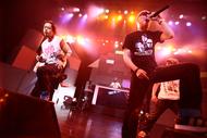 ツアー・ファイナル公演でサマー・アルバムの発売を発表したRHYMESTER