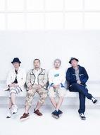 ニューシングル「こだま」をリリースするケツメイシ
