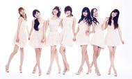 韓国から7人組ガールズグループ、RAINBOWが日本デビュー