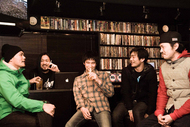 『TONE RIVER JAM'11』に出演する千葉県・柏市が誇るハードコアバンドKAMOMEKAMOME