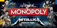 メタリカをテーマにしたボードゲーム<MONOPOLY METALLICA : Collector's Edition>