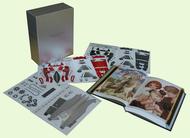 「ラストエグザイル」Blu-ray-BOX/DVD-BOXセット展開図 (C)2003 GONZO/Victor Entertainment・GDH 「ラストエグザイル」Blu-ray-BOX/DVD-BOXセット展開図 (C)2003 GONZO/Victor Entertainment・GDH