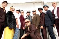 公開収録ライブ『ALTERNA JPN2011』に出演する日本を代表するスカバンドOi-SKALLMATES