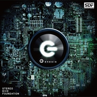 STEREO DIVE FOUNDATION「Genesis」アーティスト盤ジャケット
