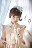 内田彩『Sweet Tears』アーティスト写真