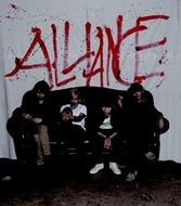アルバムの特設サイトをオープンしたLAST ALLIANCE
